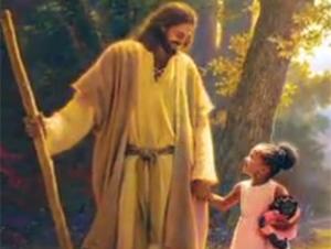 Jesucristo y la Cenicienta