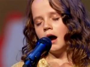 Niña Talentosa que Dejó a los Jueces sin Palabras y Recibió una Ovación Entusiasta – Chica Increíble!