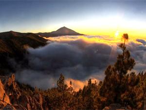 Increíbles cielos de Canarias reflejan la gloria de Dios!