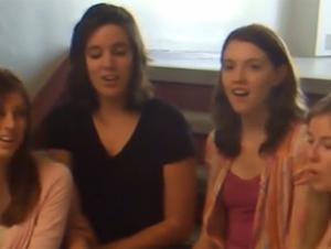4 Mujeres Comprueban que el Mejor Instrumento es el que Dios les Dio
