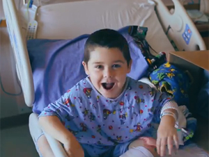 Un Grupo de Niños Enfermos hizo un Video que Toca el Corazón, Guau!