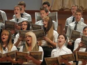 Usted se Sorprenderá por Cómo estos Niños Cantan Sus Alabanzas– GUAU!