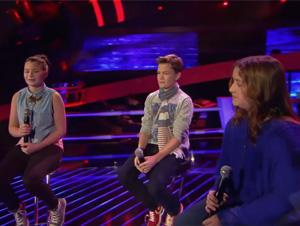 Estos 3 Chicos Me Dejaron Simplemente Asombrado con su Increíble Interpretación… ¡Lo Único que Puedo Decir es 'Aleluya'!