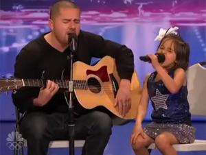 Niña de 7 Años Conmueve al Público con su Espectacular Voz y Carisma