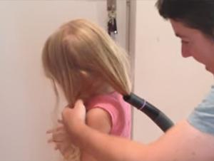 Este Papá Tiene la Manera Más Interesante de Ayudarle a Su Pequeña Hija – ¡Prepárese Para un Final Inesperado!