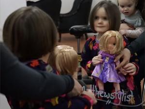 Puede Parecer un Corte de Pelo Ordinario, pero Esta Pequeña de 3 Años Derretirá su Corazón