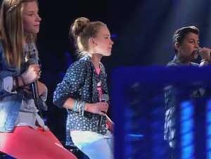 Cuando Estos 3 Niños Cantan 'Ángel,' No Puede Evitar las Lágrimas. ¡Guau! – Videos Musicales