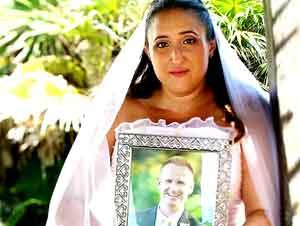 52 Días Antes de su Boda, Ella Perdió al Amor de su Vida. Lo que Hace Después es Impactante y Hermoso