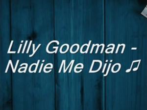 Si A Veces No Puede Más, ¡Tiene que Escuchar Esto! – Lilly Goodman