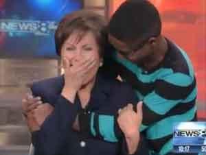 Adolescente Sorprende a la Reportera que le Cambió la Vida. ¡Tiene Que Ver el Minuto 2:55! – Lágrimas