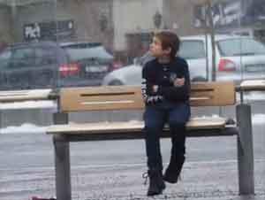 Un Niño Estaba Congelándose de Frío, pero Estas Personas Entraron en Acción
