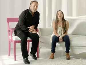 Precioso Dueto de Padre e Hija le Inspirará. ¡Espere Hasta el 2:04! – Música, Ricardo Montaner y Evaluna Montaner