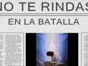 NO TE RINDAS EN LA BATALLA ¡Poderoso! – Videos Música