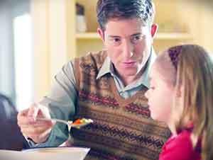 Los roles de las personas cambian, pero el amor de la familia no.