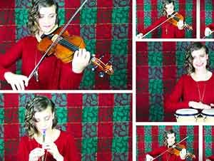 Navidad con un toque Irlandés