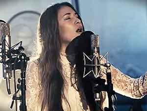"""Chris Tomlin y Lauren Daigle cantan canción de navidad """"Noel"""""""