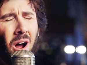 Canción conmovedora de Josh Groban–WOW!
