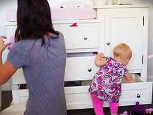La razón por la cual las mamás nunca pueden terminar muchas cosas