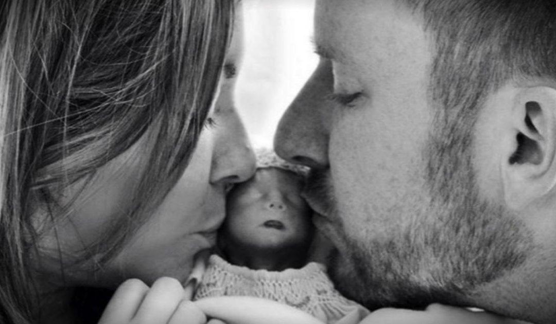 Ellos Perdieron A Su Bebé Junto Con La Posibilidad De Volver A Concebir. Pero Dios Es Fiel…!