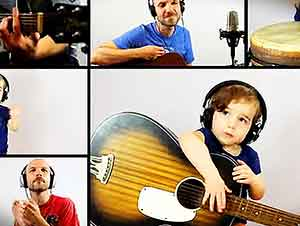 Duo Musical De Hija Y Padre Te Hará El Día!