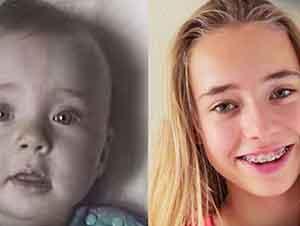 ¡Fotomontaje Increible! Catorce Años En Tan Solo Cuatro Minutos