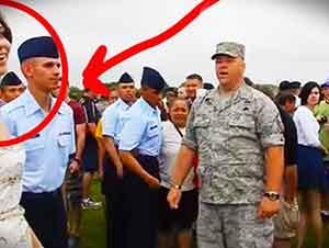 Lo Que Este Padre Militar Acaba De Hacer Para Su Hija Es Genial! No Te Pierdas La Sorpresa Que Sigue Después