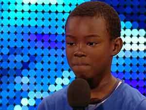 Este Niño de 9 Años No Se Aguanta Las Lágrimas Al Cantar Durante Su Audición…Pero Despues Se Compone Y Asombra A Todos