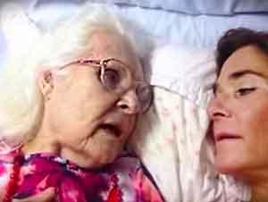 El Alzheimer's Nos Roba De Tantas Cosas Pero Este Momento Pudo Ser Grabado Y Fue De Gran Emoción