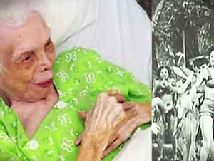 Lo Que Esta Señora De 102 Años De Edad Acaba De Ver Por Primera Vez Ha Dejado A Todos Conmovidos Completamente