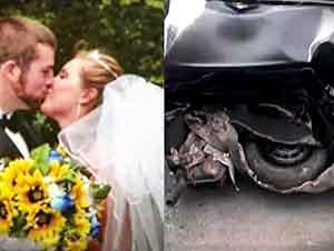 Un Accidente Vehicular La Dejó Sin Memoria De Uno De Sus Mas Gratos Recuerdos, Así Que Su Esposo Decidió Arreglarlo De Esta Manera