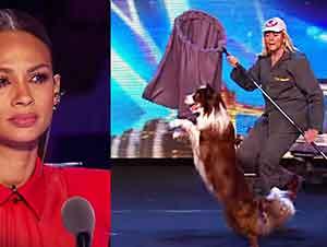 Señora Intenta Atrapar A Un Perro…. Pero De Que Manera… Y Que Gran Espectaculo