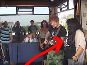 Ed Sheeran Pide A Su Fan Que Cante Con Él En Un Gran Dueto