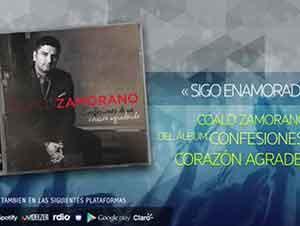 Música Cristiana de Coalo Zamorano – Sigo Enamorado