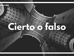 """Tres Cada Día – """"Cierto O Falso"""""""