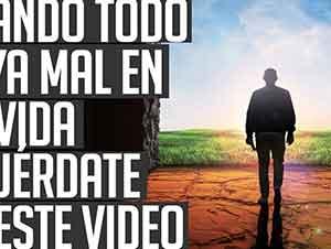 Cuando Todo Vaya Mal En Tu Vida Acuérdate De ESTE Video / Diego Lossada