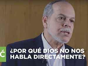 ¿Por qué Dios no me habla directamente? | Miguel Núñez