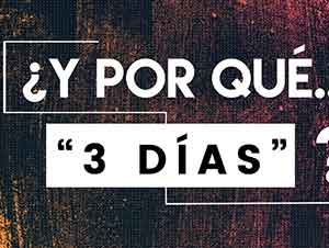 Kike Pavón – ¿Y por qué… Tres Días? (Video – documental)