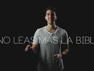 No Leas Más La Biblia | Carlos Erazo | Proyecto GTG